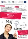 Plakat - Mój Pomysł Na Biznes